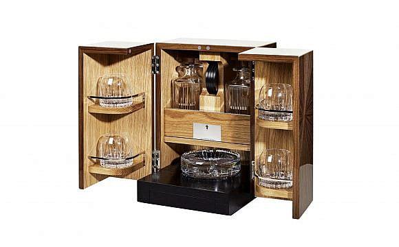 Linley Trafalgar Bar Box