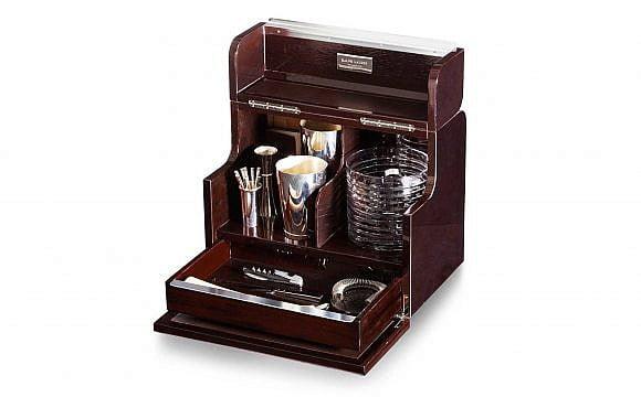 Ralph Lauren Limited Edition Vanderbilt Mixologist Box