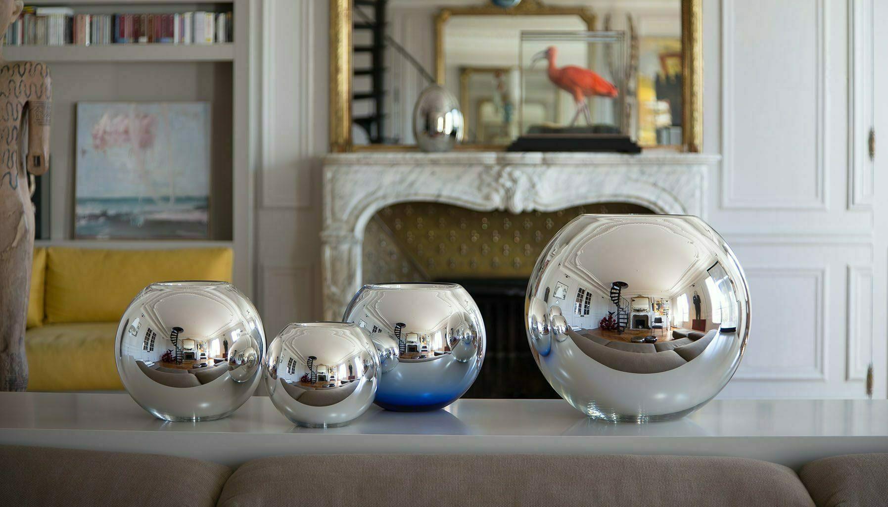 Christofle's Uni Vases