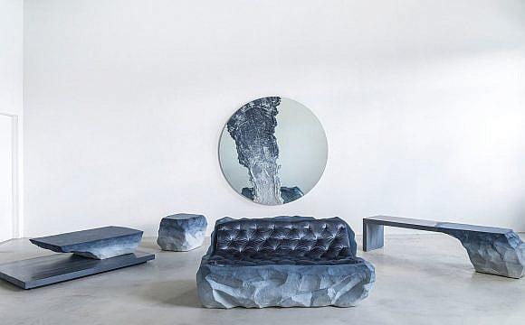 Fernando Mastrangelo's Glacial Drift Collection