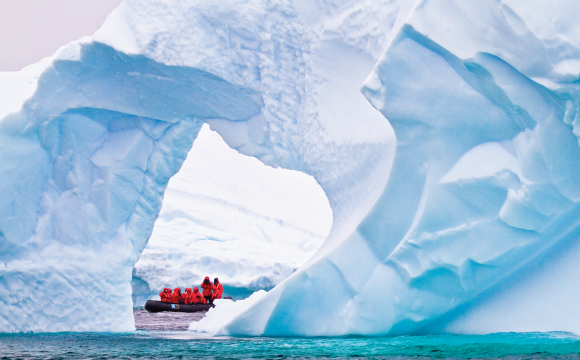 Antarctica with Lightfoot Travel