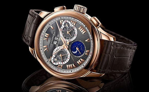 New in: Chopard's LUC Perpetual Chrono
