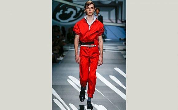 Prada, Milan Fashion Week