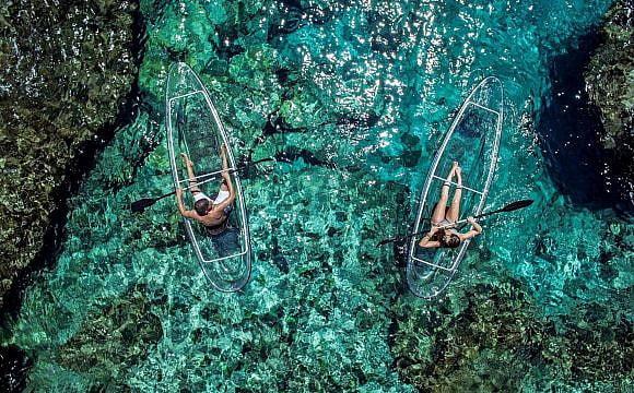 The Crystal Kayak Company