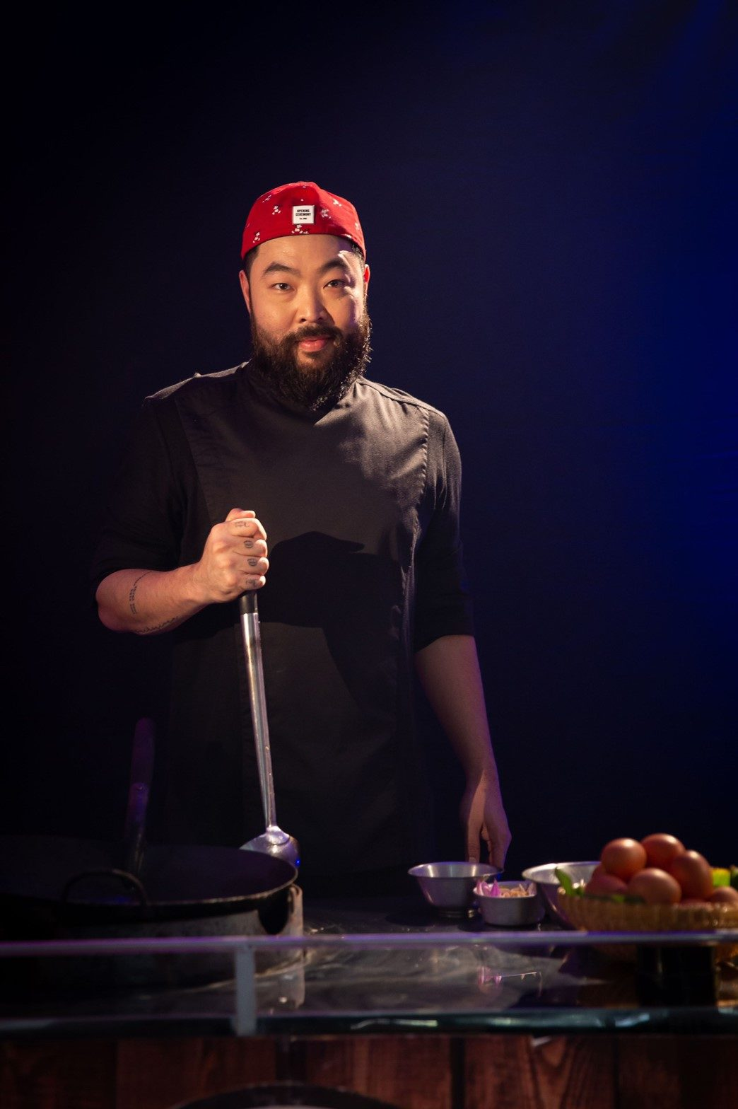 Chef Andy Yang