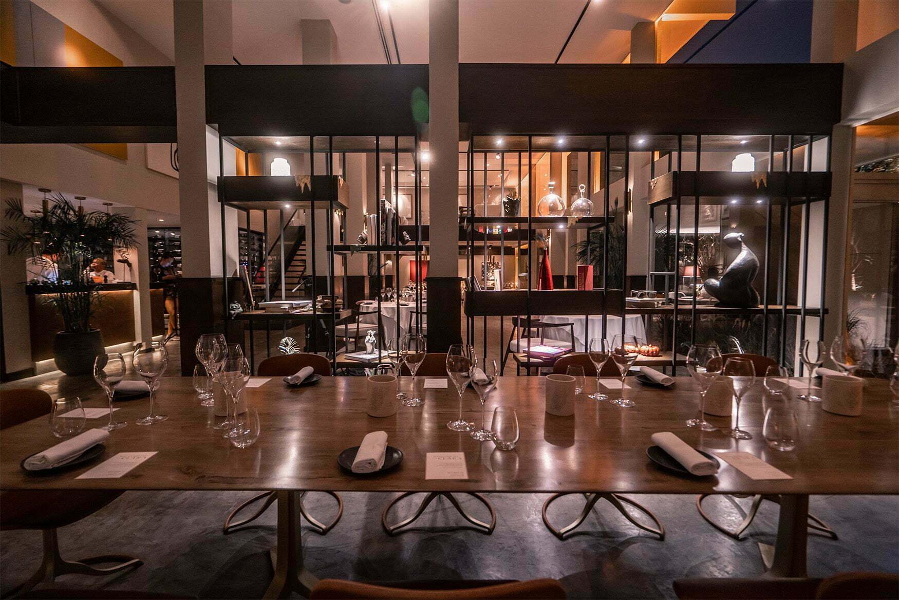 Clara restaurant Bangkok