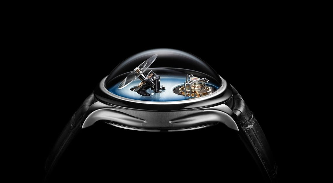 H Moser MB&F