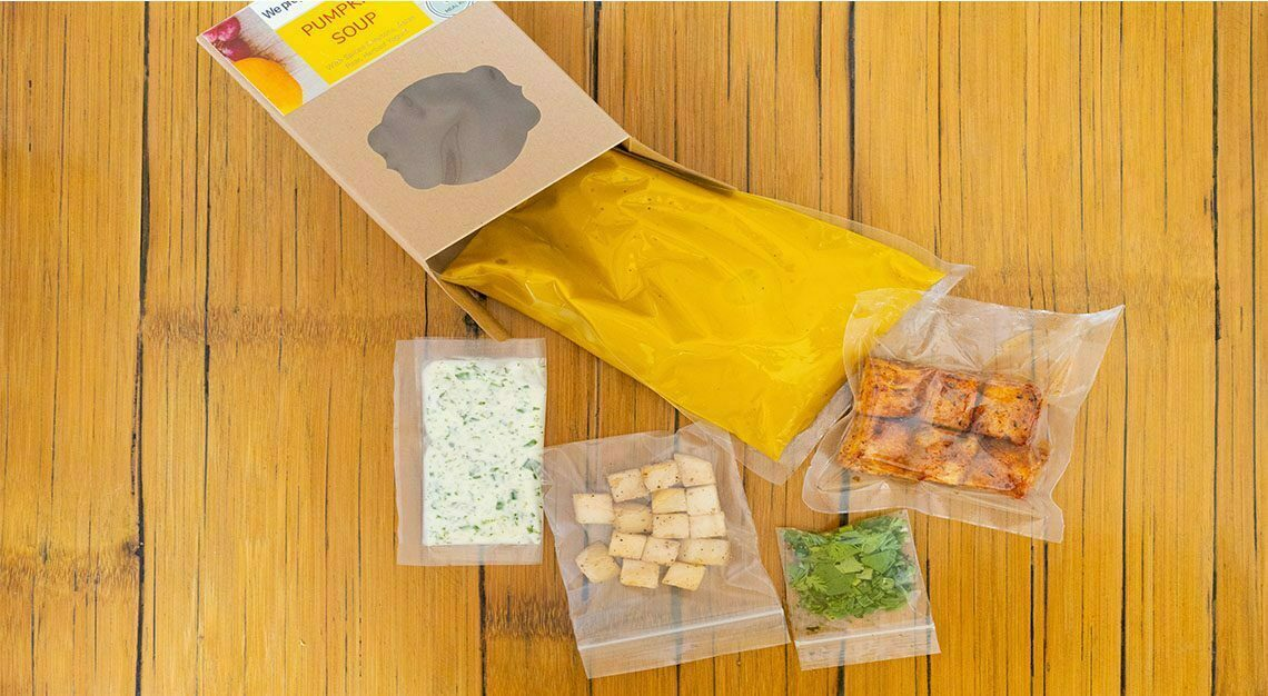 Kitchen Chef-Kits gourmet meal boxes